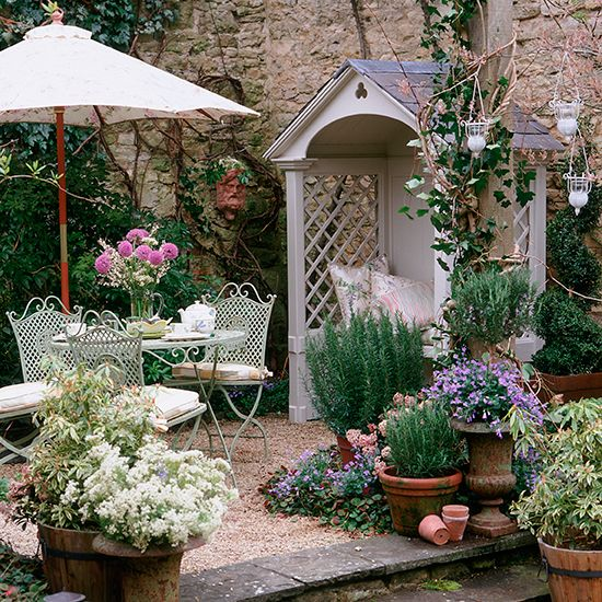 9 Cottage Style Garden Ideas: 10 Steps To Design A Cottage-style Garden At Your Home