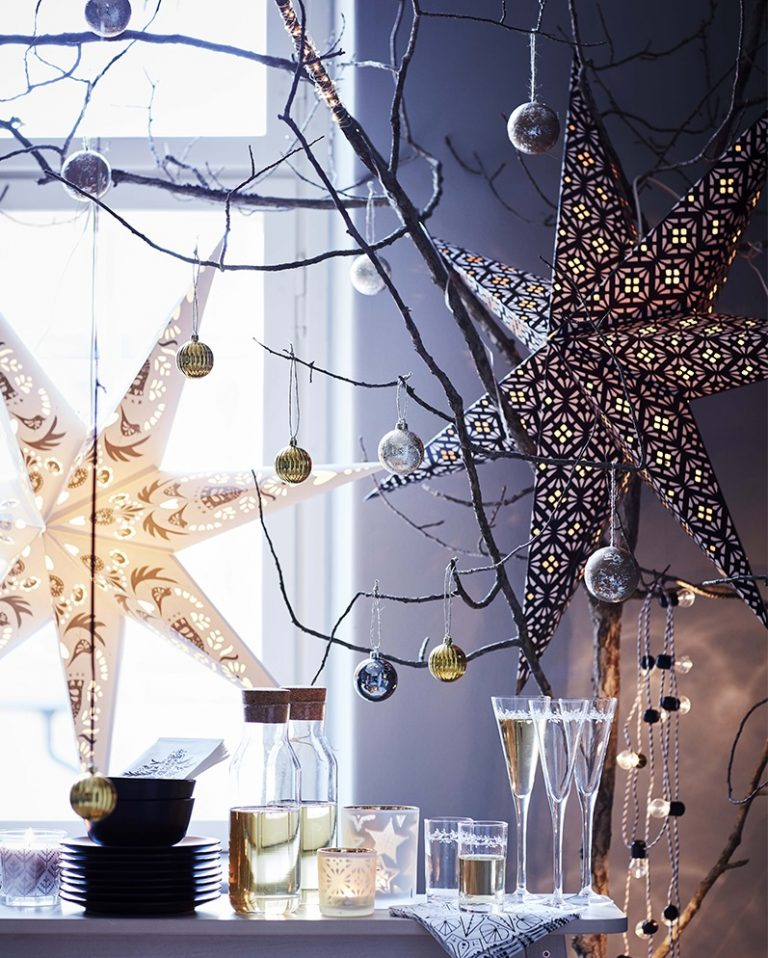 Ikea give us a sneak peak at this year 39 s christmas collection and it is pure scandi perfection - Ikea sapin de noel 2017 ...