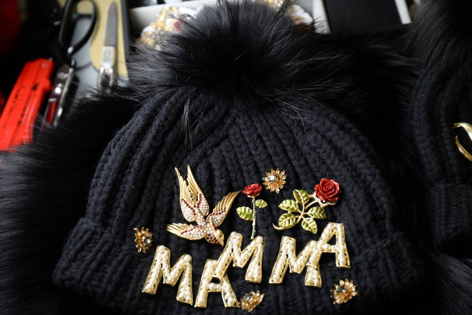 Viva la Mamma! Dolce   Gabbana celebrate motherhood in Milan ... aee7957889f