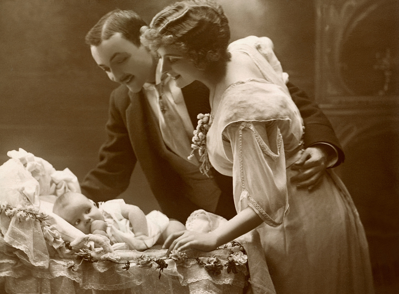 The top 1900s baby names in the UK that are making a comeback today
