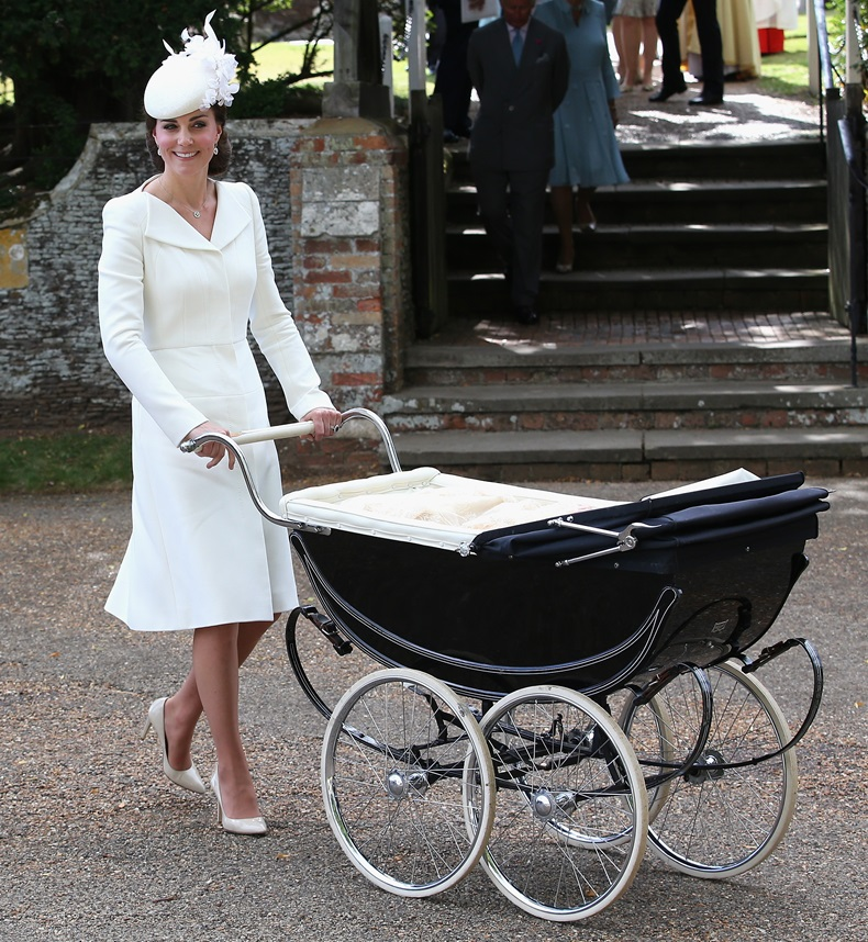The Royal Christening Wheels 8 Things To Know About That