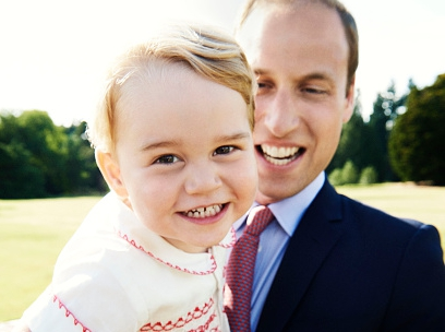 Official Photographs To Mark Prince George's Second Birthday
