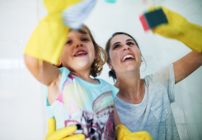 Calling a child a 'helper' won't make them do their chores, study suggests