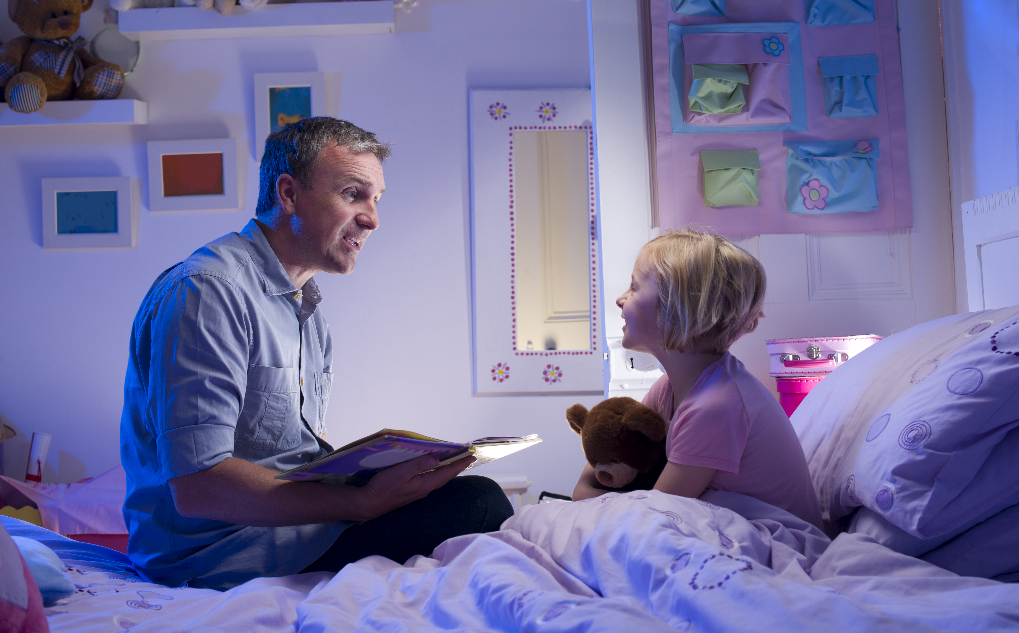 Study Finds That Bed Time Stories Are  U0026 39 Key To Literacy