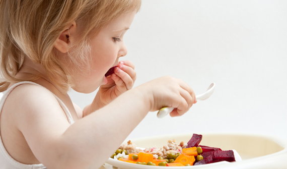 The 10 simple but clever tricks to try if your child is a picky eater