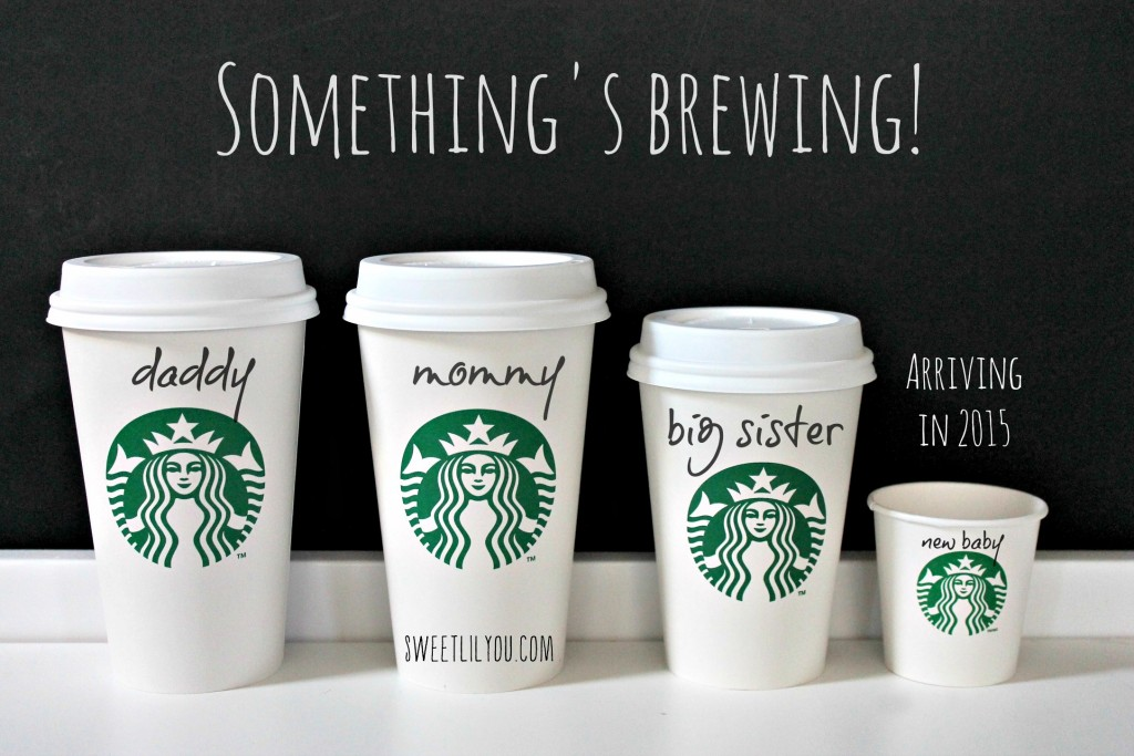 Starbucks-Pregnancy-Announcement
