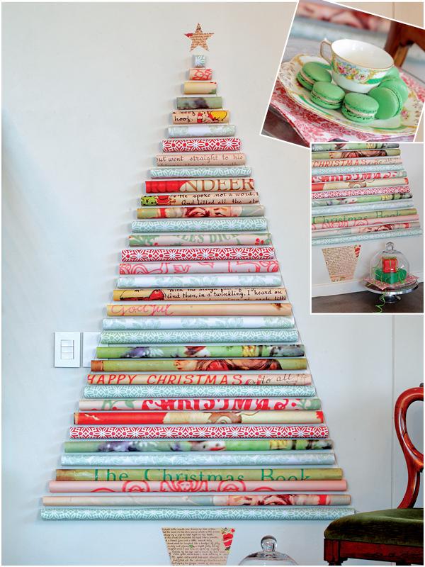 no tree christmas tree