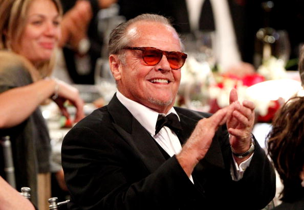 CULVER CITY, CA - JUNE 10: Actor Jack Nicholson in the audience during the 38th AFI Life Achievement Award honoring Mike Nichols held at Sony Pictures Studios on June 10, 2010 in Culver City, California. The AFI Life Achievement Award tribute to Mike Nichols will premiere on TV Land on Saturday, June 25 at 9PM ET/PST. (Photo by Christopher Polk/Getty Images for AFI)