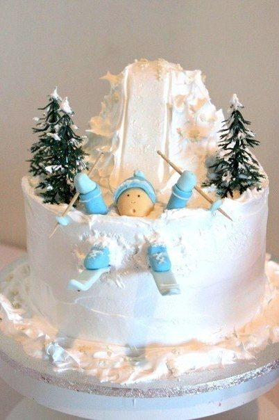 12 Of The Most Amazing Christmas Cake Decorating Ideas