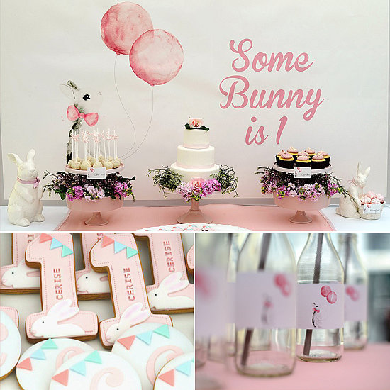 Its party time 10 cute and creative 1st birthday party ideas