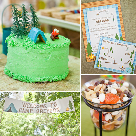 Cute-Camping-Inspired-Party