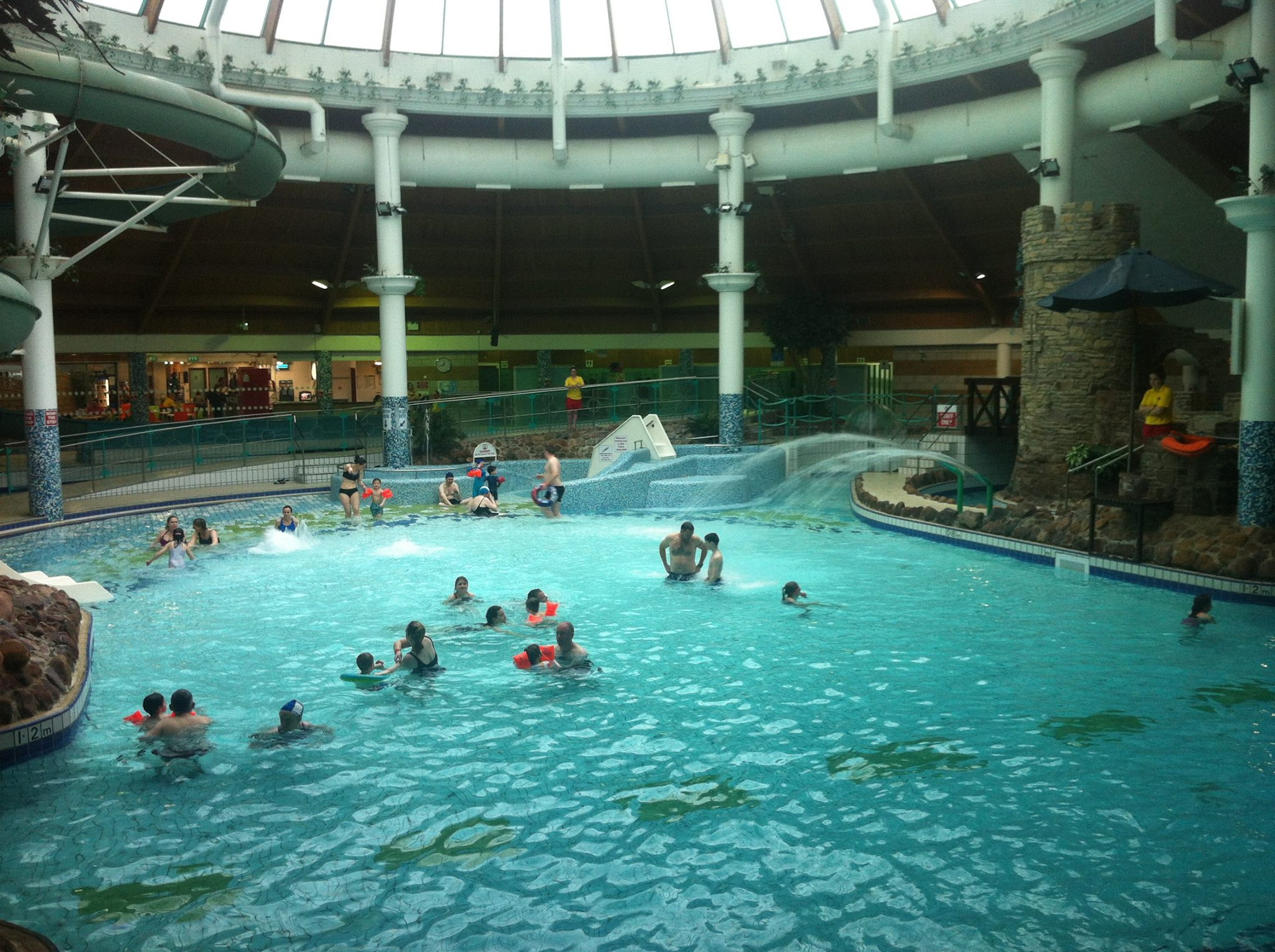 Getting outdoors 8 of the best waterparks around ireland for Tralee swimming pool timetable