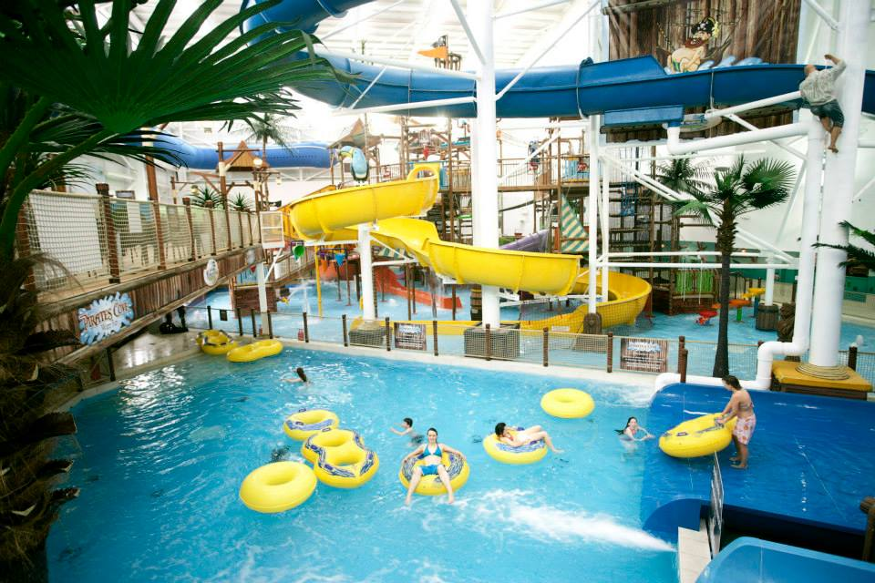 Getting outdoors 8 of the best waterparks around ireland - Hotels in salthill with swimming pool ...