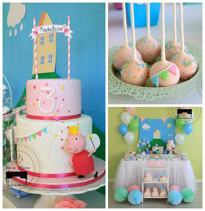 Peppa-Pig-Themed-Birthday-Party