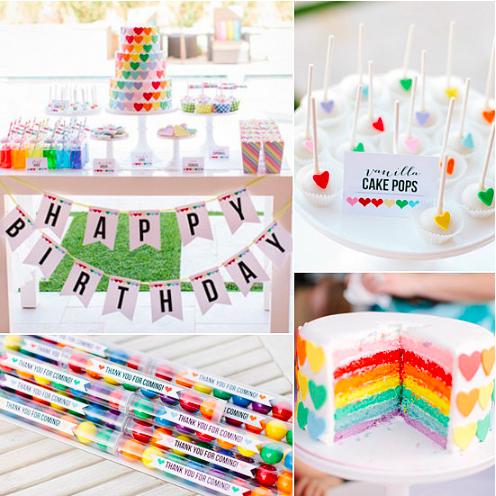Rainbow-Heart-Party