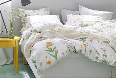 3 tiny little changes that will have a huge impact on your for Ikea bedding duvet