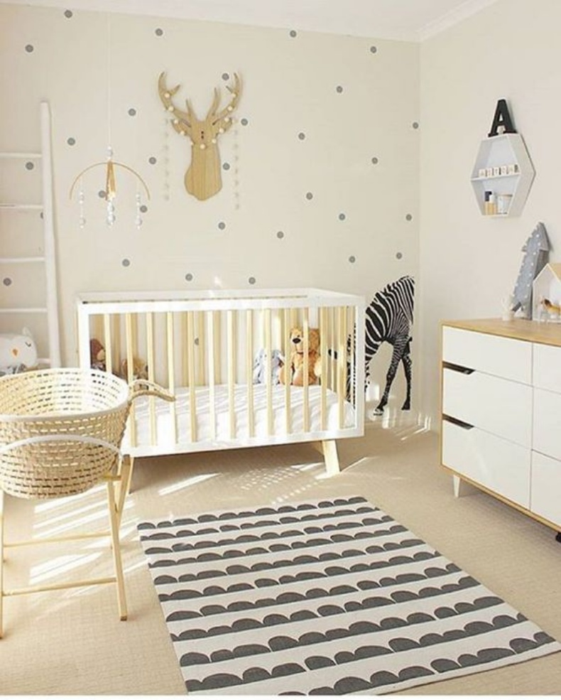 Baby Girl Nursery Tour: THIS Is The Nursery Inspiration You Have Been Looking For
