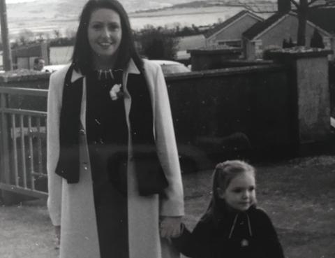 Karen and Aisling Power
