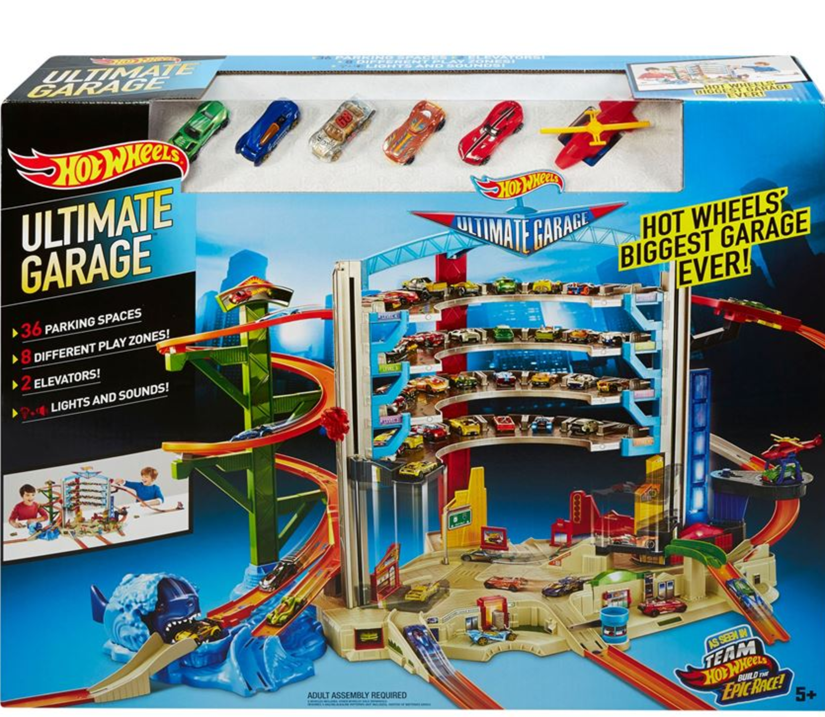 Top 10 Toys For Little Boys This Christmas That Are Not TOO Noisy