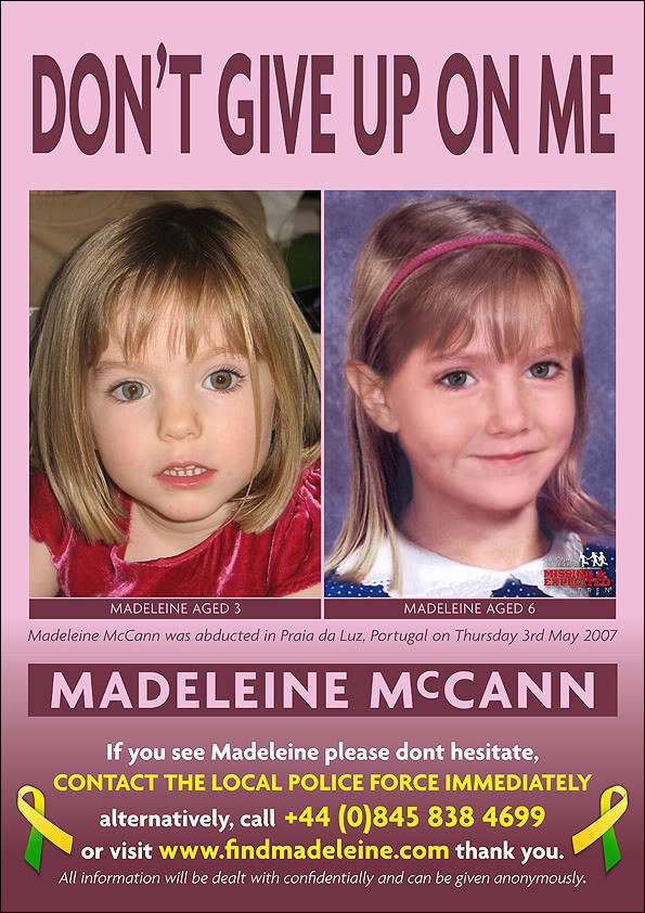 Madeleine McCann: Police Given Fresh Funds To Probe 'Important' New ...