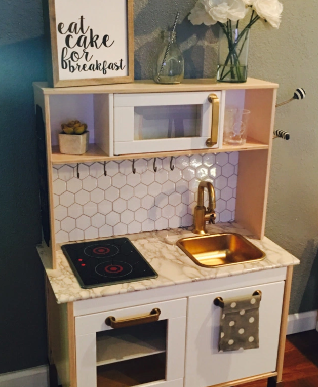 advertisement - Diy Kids Kitchen