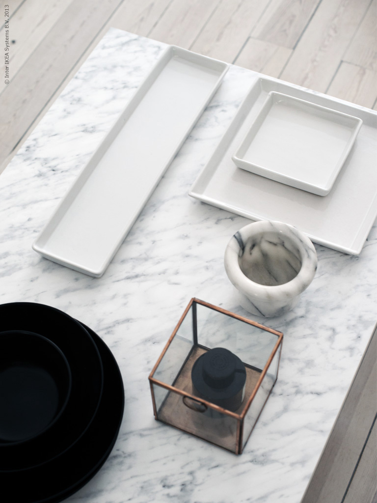 This FAB marble coffee table can be yours for less than a tenner  Herie -> Table Billard Fabrication Ikea