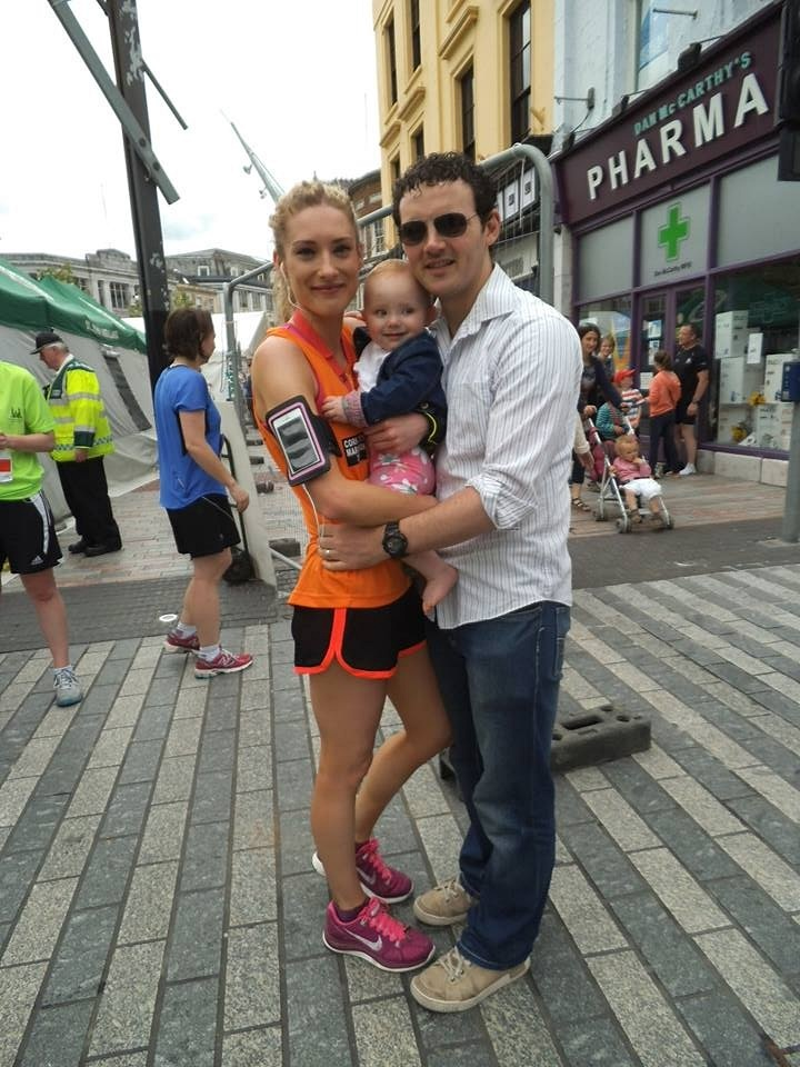 'Meet my best mate, the marathon-running mama who became a model in her thirties' - Her.ie - 웹