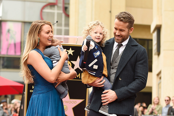 Blake Lively drove husband to hospital during childbirth