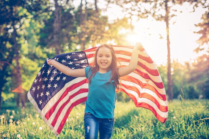 July 4th Patriotic American Baby names