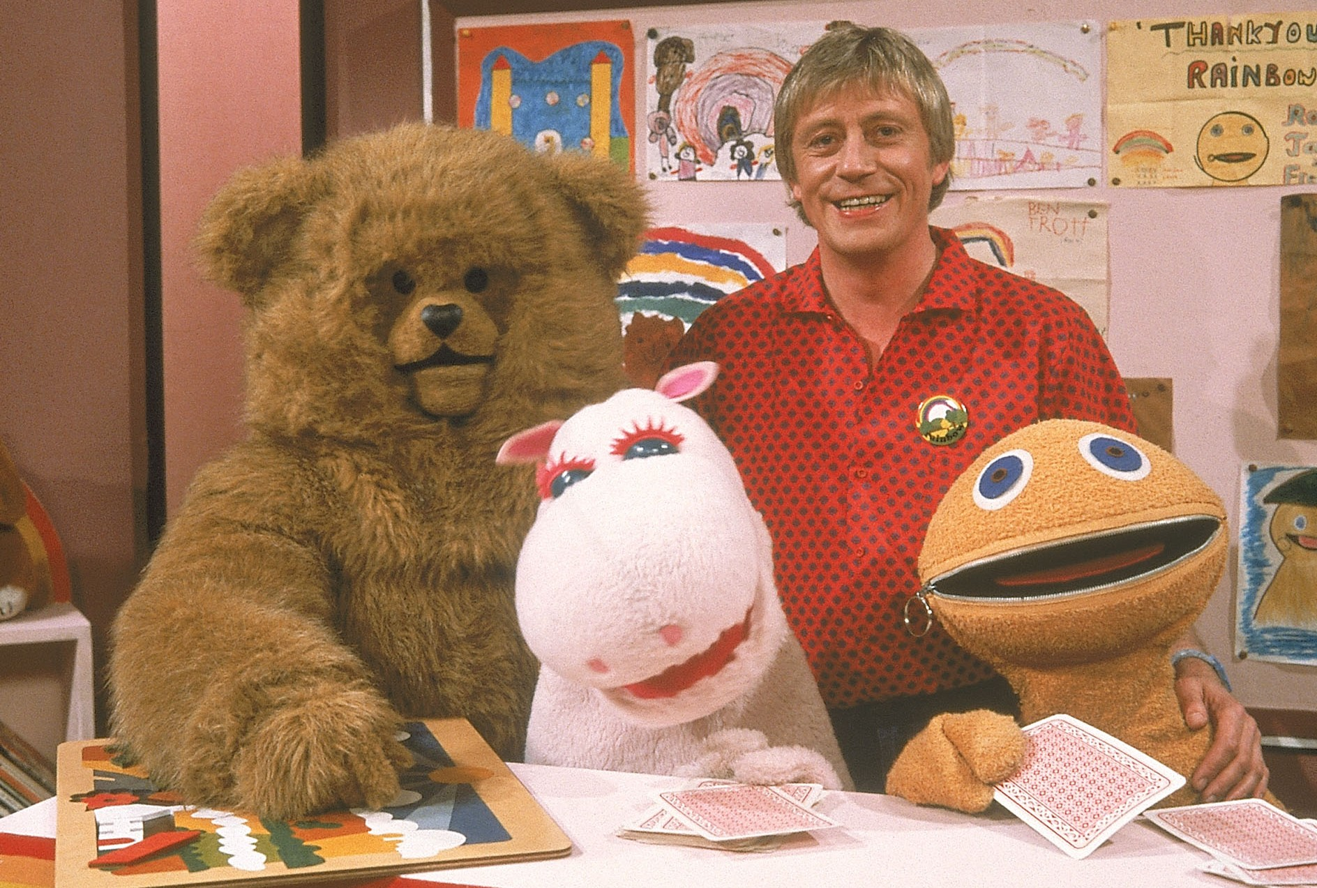 Children's television 70s 80s retro tv Ireland