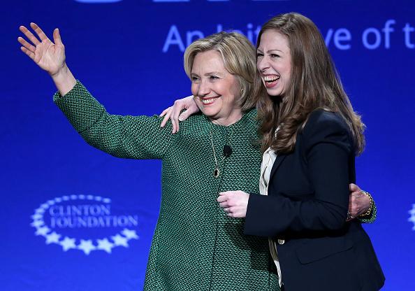 Chelsea Clinton HILLARY CLINTON