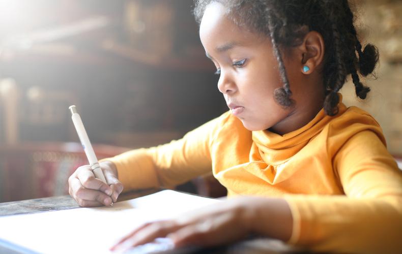 Direct provision children