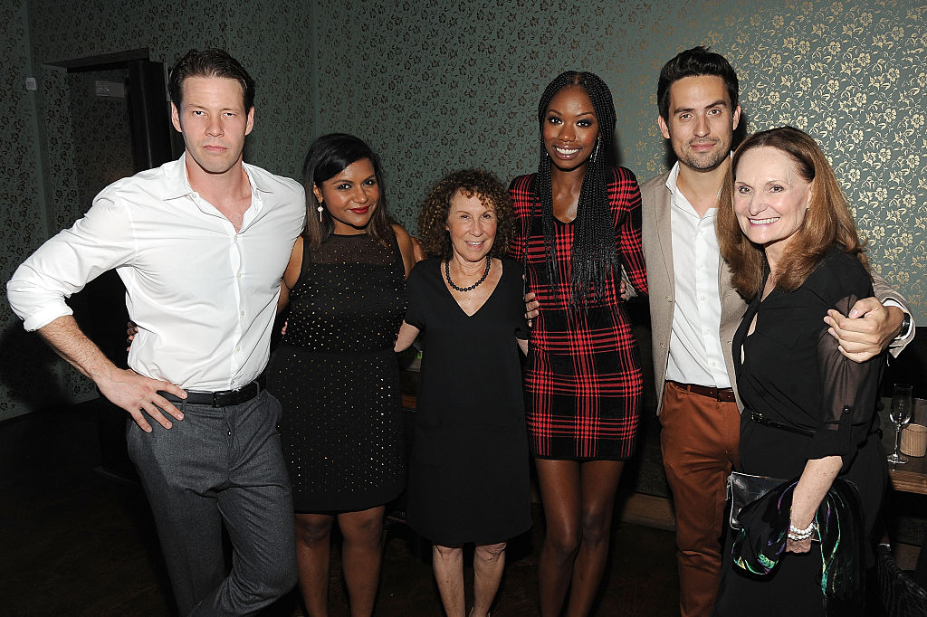 Mindy Kaling's Co-Stars Spilled The Beans: She's Having A Girl