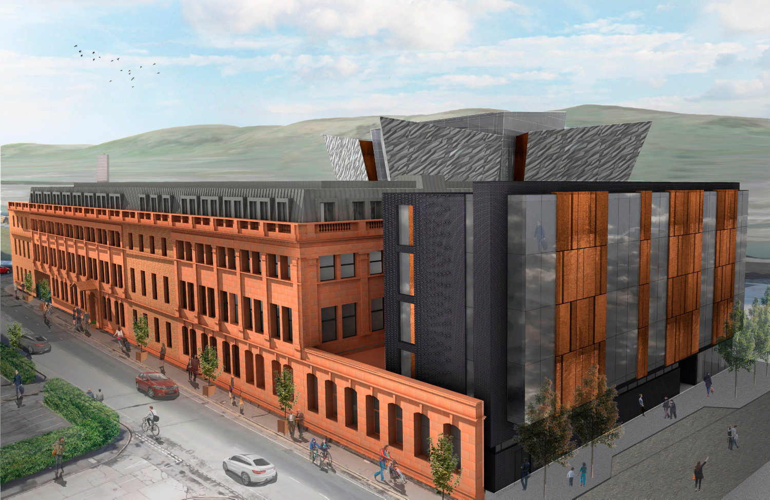 Titanic Hotel Belfast opens to the public for first time