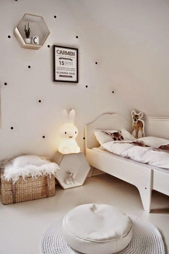 15 Simple Kids 39 Bedrooms That Minimalist Mamas Will Love