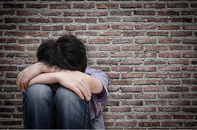 Having an absent dad can ruin a child's life, claims single mum