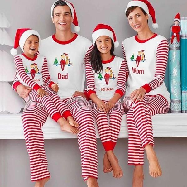 Christmas Family Pajama.Matching Family Christmas Pajamas Is A Thing And Here Is