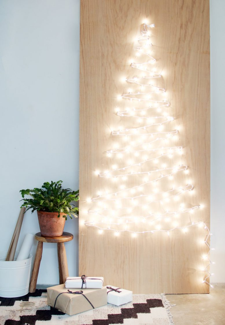 Terrific Trees 5 Alternative Christmas Trees For Small Spaces Herfamily Ie