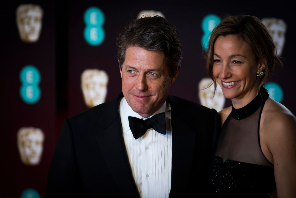 Hugh Grant To Become A Father For The FIFTH Time!