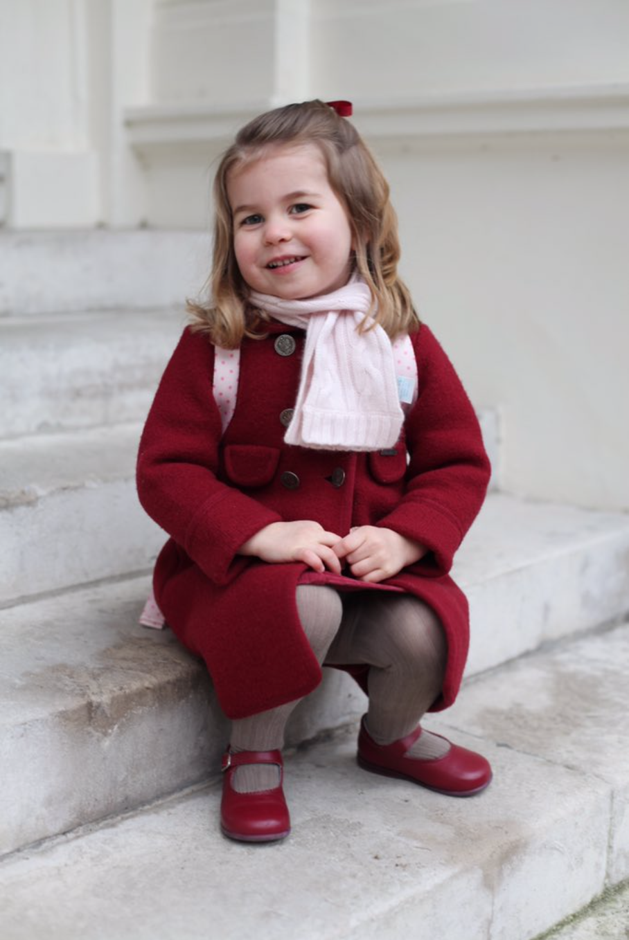 855ec1157 Why Prince George and Princess Charlotte wear 'old fashioned' outfits