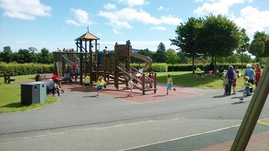 playgrounds in Dublin