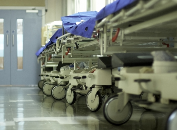 Trolley numbers in Irish hospitals soar by over 20% in 24 hours
