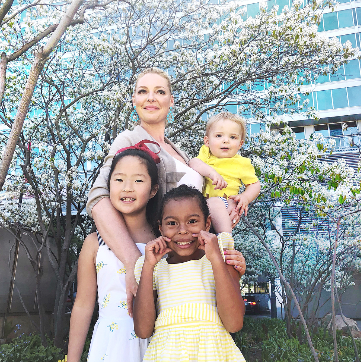 Katherine Heigl's Post About Her Mother's Day Request For ...