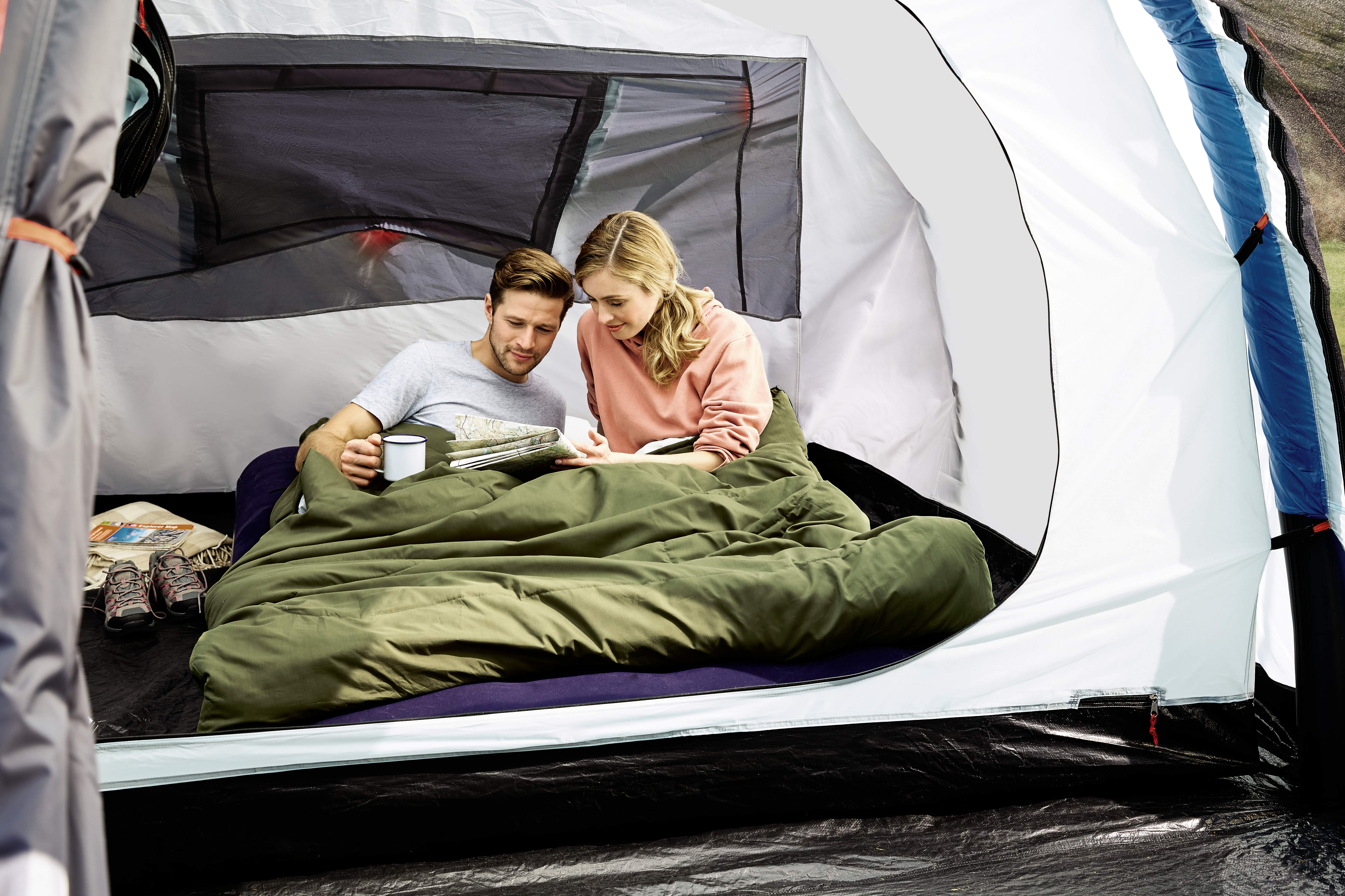 Aldi S New Camping Range Is Sheer Outdoor Luxury And The