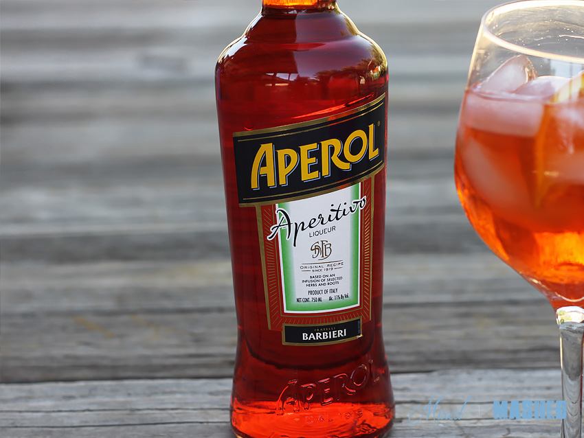 Aperol spritz cake is officially a thing - here's how you make it