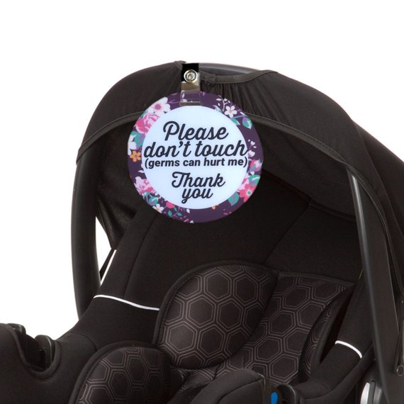 Parents are putting these signs on newborns and it's for a