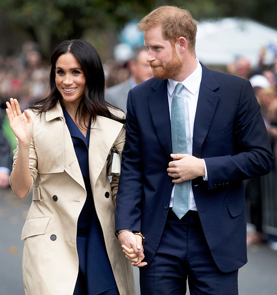 12 Australian Baby Names That Meghan And Harry Could