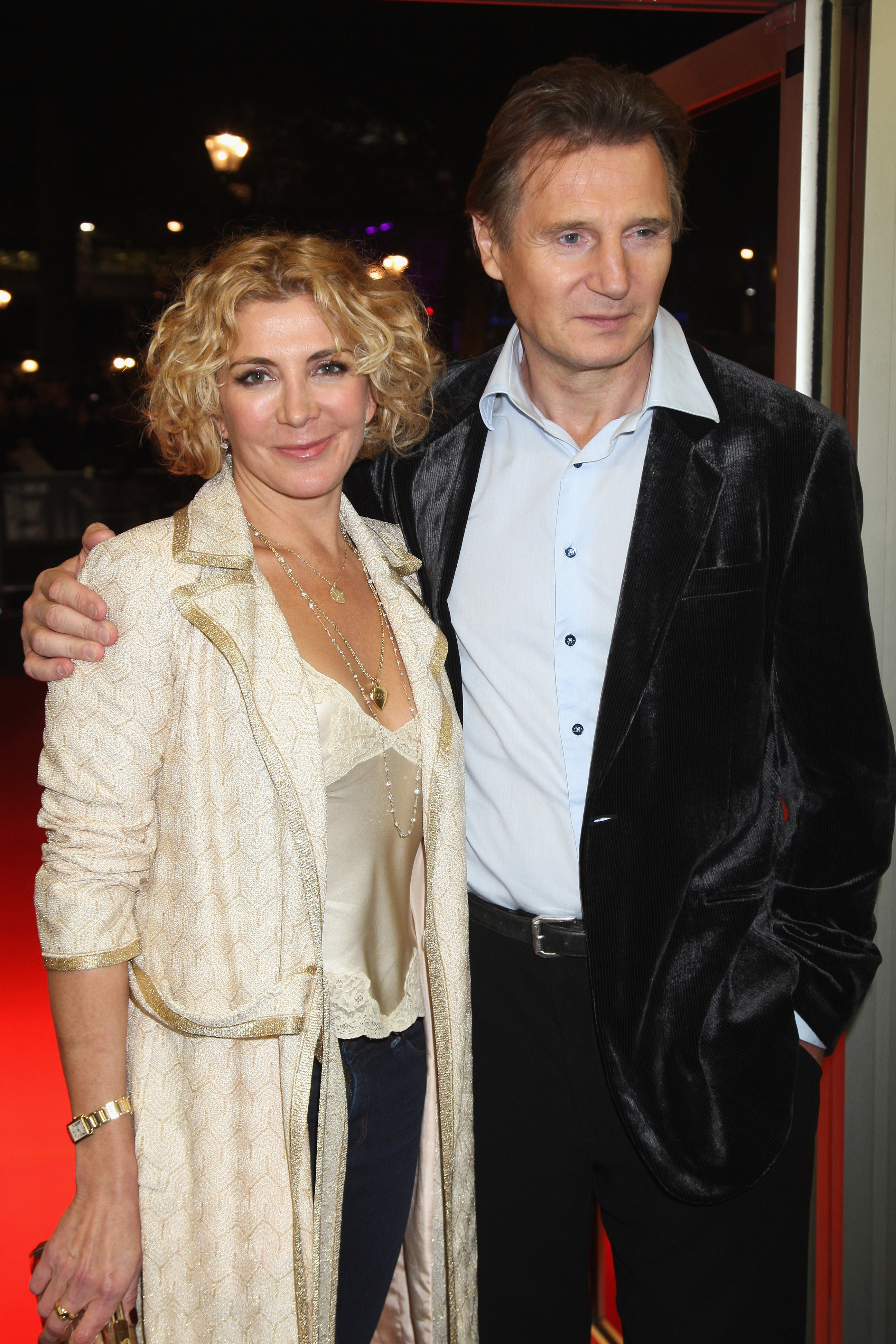 The touching way Liam Neeson's son honoured his mother – 10 years