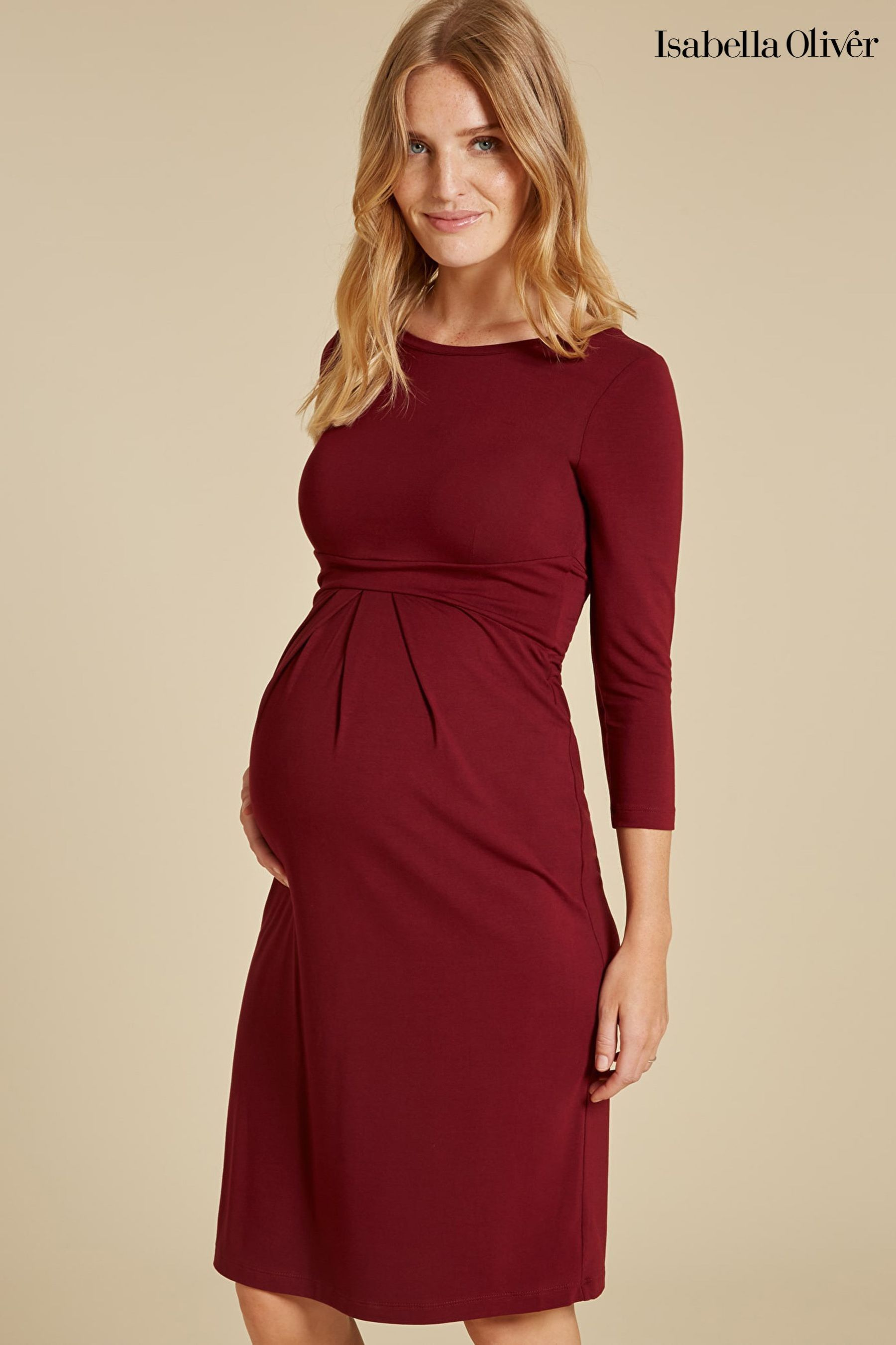New TopShop Maternity Slip Cami Summer Dress Uk size 8-16 Black