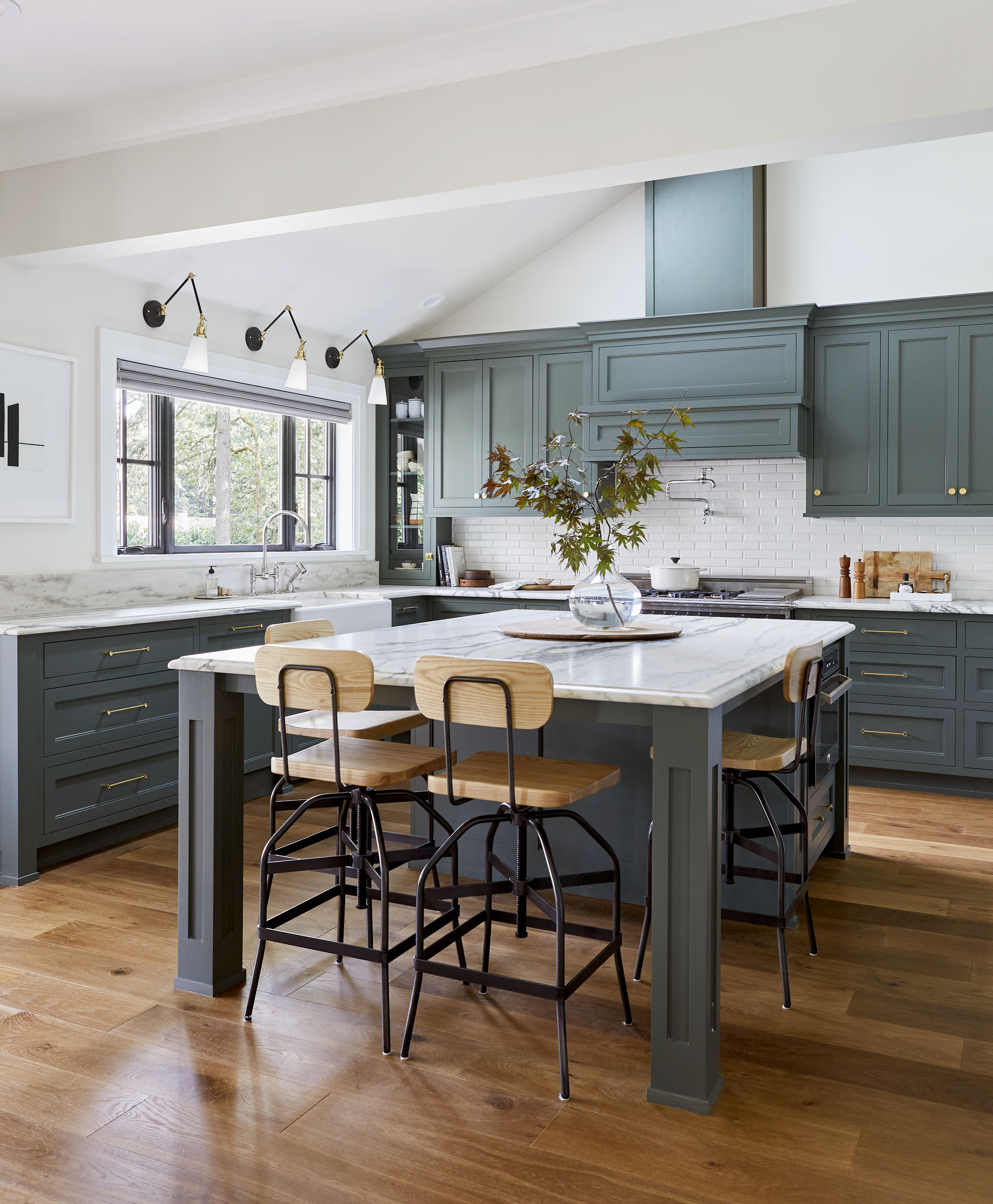The Kitchen Colours For 2019: This Is The Kitchen Colour You'll Be Seeing EVERYWHERE In